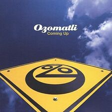 Coming Up [EP] [Limited] by Ozomatli (CD, Jul-2004, Concord Picante) NEW