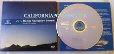 2012 Update Acura & Honda Navigation Gps DVD Disc Map Ver 4.A2
