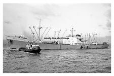 mc3883 - Greek Cargo Ship - Pearl Merchant  , built 1963  - photo 6x4