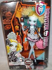 NEW MONSTER HIGH MONSTER EXCHANGE PROGRAM LAGOONA BLUE DOLL, 6+, MATTEL