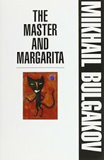 The Master and Margarita by Mikhail Bulgakov (Paperback) Great Gift!