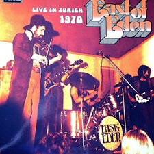 "East Of Eden:  ""Live In Zurich 1970"" + Bonustracks  (Double Vinyl Reissue)"