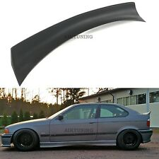 BMW E36 Rocket Bunny Rear Boot Lid Trunk Spoiler Ducktail Wing Compact Hatchback