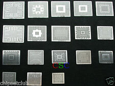 New Hot 18PCs Direct Heated BGA Stencil Template MCP67MV-A2 G84-603-A2