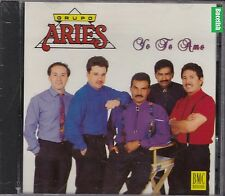 Grupo Aries Yo te Amo CD New Nuevo Sealed