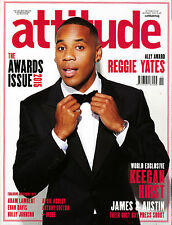 ATTITUDE #263 11/2015 Awards Issue REGGIE YATES Holly Johnson LIAM PAYNE @New