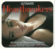 ULTIMATE HEARTBREAKERS - 2 CD BOX SET - DIONNE WARWICK, SAM COOKE & MANY MORE