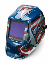 Lincoln Viking 3350 All American Welding Helmet K3175-3 - FREE $25 BONUS ITEMS