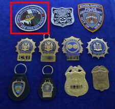 NYPD Citywide Anti Gang Enforcement Police Patch # no Badge