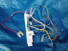 Sylvania Microwave Oven Latch Board Body Switches Wire Harness Part NEW Rival