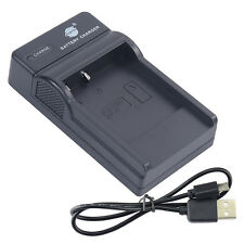 DSTE UDC73 USB Battery Charger For Casio NP-40 Camera