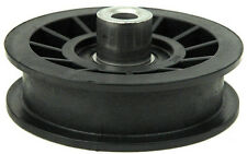 FLAT IDLER PULLEY 3/8In. X 3-1/2In. REPL AYP 194327  *MADE IN USA* (13179)