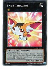 CARTA YU GI OH - BABY TIRAGON - SP13-IT027 - IN ITALIANO