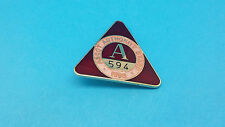 Ascot Horse Racing Authority Stand Badge - 1995