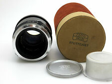 Carl Zeiss Panflex Tessar 3,5/115mm #1876488 for Contax IIa & IIIa rare    sm060