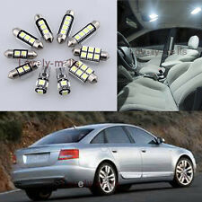NEWEST Premium White Light Interior LED Package for Audi A6 S6 C6 2005-2011 L7
