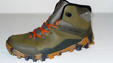 New Merrell Fraxion Thermo 6 Waterproof Leather Mountain Hiking Boot Men 9 Clay