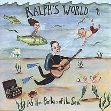 At the Bottom of the Sea 2004 by Ralph's World . EXLIBRARY *NO CASE DISC ONLY*