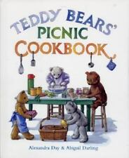 Teddy Bears' Picnic Cookbook by Abigail Darling c2003, Hardcover, VGC*Ships Free
