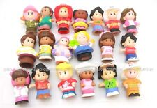 Gift Random different 10 x Fisher Price Little People 2in. Figures Toys Dolls