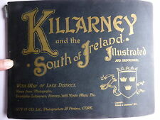 KILLARNEY AND THE SOUTH OF IRELAND Illustrated and Described 1902 RARE MAGAZINE