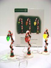 Vintage Christmas Street Lights - MODIFIED - Dept 56 - Item # 56.53191