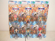 STREET FIGHTER KEY CHAIN CHUN LI TERRY RYU  IORO  KEN  KYO