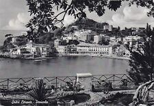 GENOVA SESTRI LEVANTE 49 Cartolina viaggiata 1954