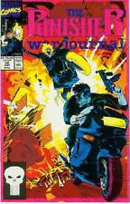 Punisher War Journal # 30 (Mark Texeira) (guest: Ghost Rider) (USA, 1991)