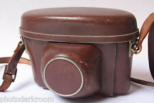 Zeiss Ikon Camera Case 1218/24 - Fitted Approx. 3D x 5W x 4H - VINTAGE E15A