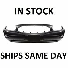 NEW Primered - Front Bumper Cover Replacement For 2000-2005 Buick LeSabre Custom