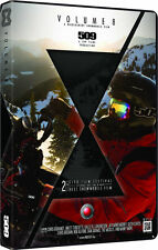 509 Volume 8 Snowmobile DVD Movie Video Snowmobiling Freestyle Backcountry 2014