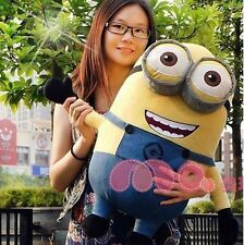 2015 Despicable Me Movie Minions 24'' plush Big toy Pillow Stuffed Animals 60CM
