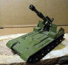 Vintage DINKY TOYS Chieftain Tank / 155MM Mobile Gun - just add ammo!!!!