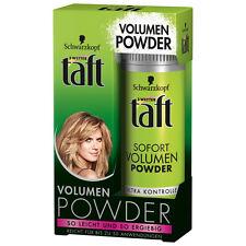 SCHWARZKOPF TAFT Volume Powder - Instant Hair Volume