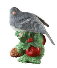 Lenox 2012 ANNUAL CHRISTMAS DARK EYED JUNCO BIRD - NEW