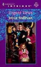 Urgent Vows by Joyce Sullivan (2000)