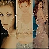 Celine Dion - Falling into You/A New Day Has Come/Let's Talk About Love...