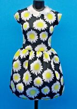 "2017 BARBIE FASHIONISTAS CURVY & TALL ""DAISY POP"" DOLL DRESS CLOTHING ONLY"