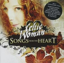 "CELTIC WOMAN ""SONGS FROM THE HEART"" CD NEU"