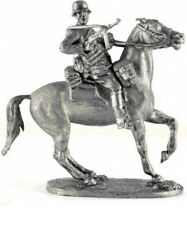 Lead toy soldier,German soldier on the horse,rare,exclusive gift,detailed toy