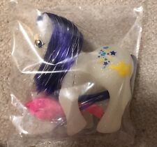 Custom Pony ~ Genie ~The Unicorn Sparkle Pony G1 Style With Accessories MIB