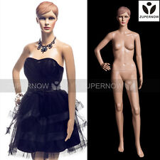 Cheap Plastic Female Mannequin Realistic Women Model Full Body Mannequin  F1-H4