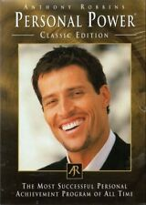 Anthony Robbins Personal Power Classic Edition - 7 Audio CD Box Set