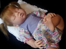 1ST PAYMENT  Arianna Reva Schick Custom Reborn Toddler Doll Little Darlins