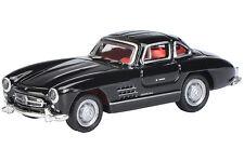 Mercedes-Benz 300SL Tipo no. 452800400, Schuco H0 Modello 1:87