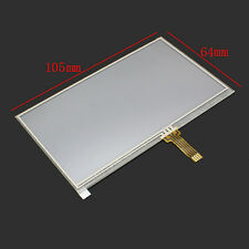 4.3 / 5 Inch Resistance Digitizer Touch Screen For GPS MP4/MP5