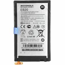 ORIGINAL MOTOROLA EB20 BATTERY COVER BATTERY PHONE RAZR XT910 SNN5899B NEW