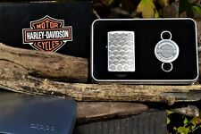Zippo Harley Davidson - H-D Multi Logo Lighter Key Ring - HD362 - 200HD H280
