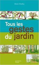 Livre Tous les gestes du jardin tout savoir /M2